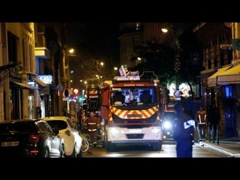 Paris: Mindestens acht Tote bei Großbrand im 16. Bezirk