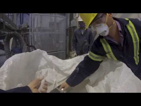 Hudson Resources Inc - 120t Bulk Sample - White Mountain Project, Greenland