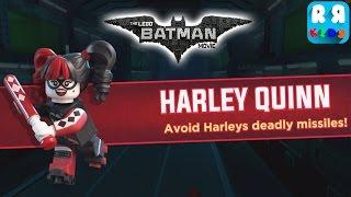 The LEGO Batman Movie Game - New Boss Battle Harley Queen