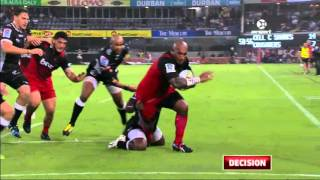 Sharks v Crusaders Rd.5 2016 | Super Rugby Video Highlights