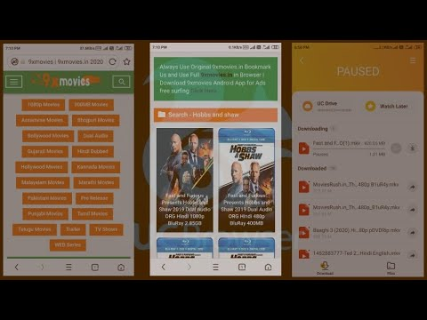 Movies Ya Web Series Kaise Download Kare?   Easy Tips   Using UC Browser  
