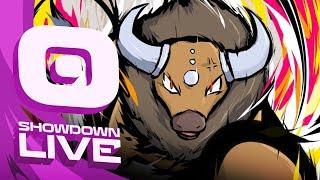PARA WARS RBY Cup R1: aim vs Exiline! RBY OU Showdown Live w/PokeaimMD by PokeaimMD