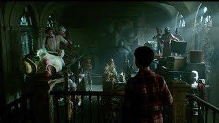 スピルバーグ所有の不気味な自動人形(オートマータ)の姿も!/映画『ルイスと不思議の時計』特別映像