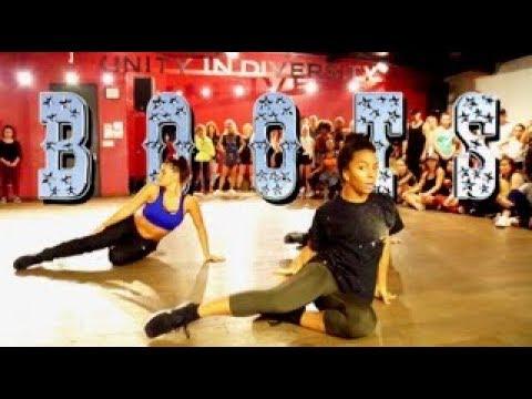 Boots ft Charlize, Jade & Madelyne – Kesha | Brian Friedman Choreography | Millennium