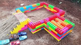 Video Learn Colors With Blocks Toys Build Blocks Toys for Kids and Children MP3, 3GP, MP4, WEBM, AVI, FLV Juni 2019