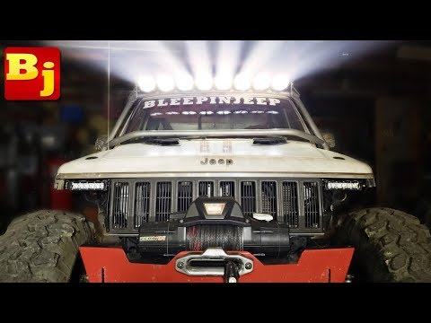 The Halo Of An Angel - KC HiLiTES Gravity LED Pro6 Light Bar