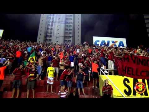 Brava Ilha - Sport Recife x Huracán (ARG) - Brava Ilha - Sport Recife