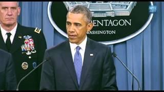 بالفيديو | أوباما يصرح في مؤتمر صحفي أنهم يسرعون بتدريب قوات داعش