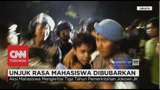 Video Unjuk Rasa Mahasiswa Kritisi Jokowi-JK Dibubarkan Paksa MP3, 3GP, MP4, WEBM, AVI, FLV Oktober 2017