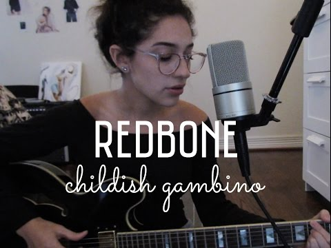 Video Redbone by Childish Gambino (Cover) by Sara King download in MP3, 3GP, MP4, WEBM, AVI, FLV February 2017