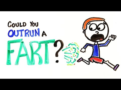 Could You Outrun A Fart