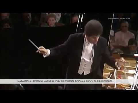 TVS: Napajedla - Festival vážné hudby