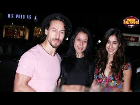 Tiger Shroff Keeps Up His Promise For Disha Patani