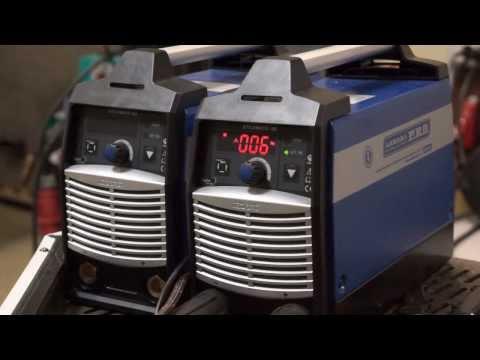 Настройка режима TIG PULSE на аппаратах STICKMATE 180 и 200