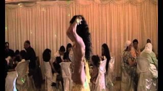 Yzza danseuse orientale Lyon et St etienne