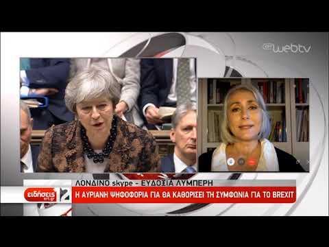 Αδειάζει η κλεψύδρα για το Brexit | 28/01/19 | ΕΡΤ