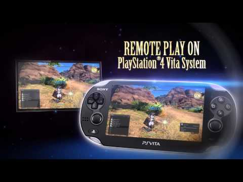 Final Fantasy XIV: A Realm Reborn PS4 Beta 30 Minutes of Gameplay (1080p)