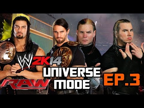 Universe - In this episode Sting & Shawn Michaels team up again to take on the bizarre Wyatt Family! How will they co-exist together tonight as Extreme Rules PPV is less than 3 weeks away! Check out the...
