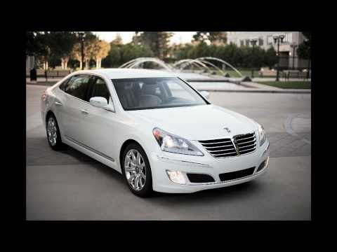 RealWorldTestDrives - If you think Hyundai only makes economy cars, come take a luxurious ride with Real World Test Drives in the 2011 Hyundai Equus. Grant Winter reports.