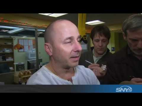 Video: New York Yankees GM Brian Cashman talks Brian McCann trade