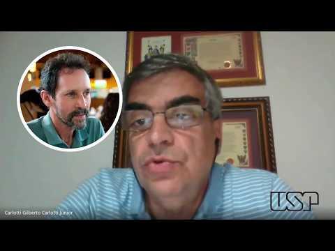 Conversa entre o Prof. Carlotti e o Prof. Raul  - desenvolvedor do respirador da USP