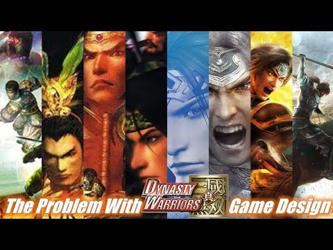 The Problem With Dynasty Warriors' Game Design