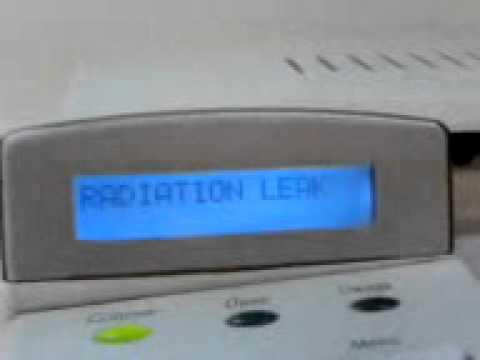 HP LaserJet Hack