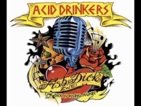 Tekst piosenki Acid Drinkers - Ring of Fire (Johnny Cash cover) po polsku