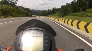8. ktm duke 200 top speed malaysia