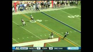 Brian Quick vs Virginia Tech 2011