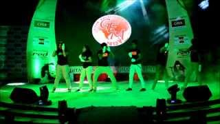 My First Group Dance In Gitam :-)