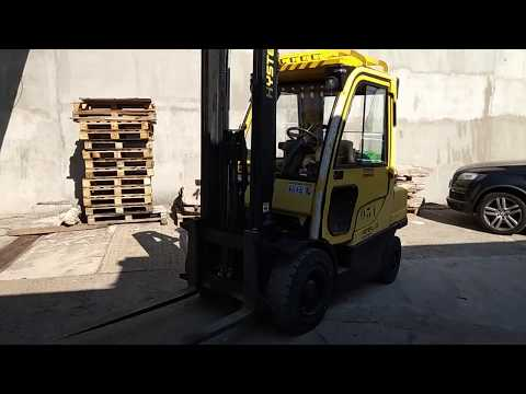 Front Forklift HYSTER H3.OFT 2008-Photo 2