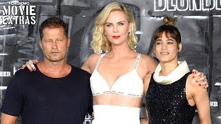 Atomic Blonde - World Premiere (Berlin)Subscribe and click the notification bell HERE: http://goo.gl/SrrTlTSubscribe to Filmisnow Movie Trailers: http://goo.gl/8WxGeDAn undercover MI6 agent is sent to Berlin during the Cold War to investigate the murder of a fellow agent and recover a missing list of double agents.Some of the best and most funniest movie moments happen behind the scenes.  FilmIsNow Movie Extras channel gives you the latest and best behind the scenes footage, bloopers, interviews, featurettes, deleted/alternate scenes. We give you the before, during and after that goes into making movies.