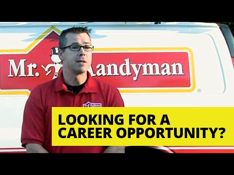 Handyman Employment Opportunities