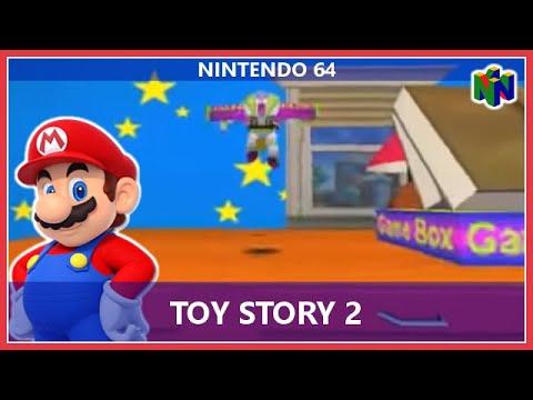 toy story 2 nintendo 64 cheats