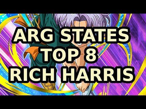 ARG STATES TOP 8 RICH HARRIS IRON VOW TRUNKS