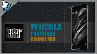 Como aplicar e onde comprar Película Xiaomi MI6