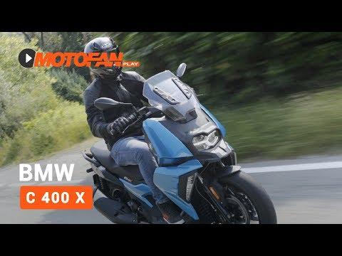Vídeos de la BMW C 400 X