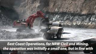 Middlemount Australia  city images : Middlemount Coal Mine - Overview (1 of 4) HD | Hitachi Construction Machinery Australia
