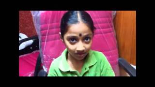 A Child Chants 'Om Namo Hanumate Namaha' SGS Hanuman Mantra