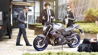 Yamaha XJ6 2013 slideshow