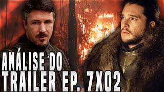 """No vídeo de hoje eu irei analisar o trailer do Episódio 2 da Sétima Temporada de Game of Thrones """"Stormborn"""". No trailer nós Daenerys preparando os planos da invasão, Jon e seus vassalos conversando sobre a Mãe dos Dragões e Arya encontrando com Nymeria!► LINKS E REDES SOCIAISCanal Principal: https://www.youtube.com/user/TheDanielsSkMeu Twitter: https://twitter.com/TheDanielsSkMeu Instagram: http://instagram.com/TheDanielsSkPágina no Facebook: http://www.facebook.com/TheRealDanielsSkPara Contato Profissional: contatodaniels@gmail.com!"""