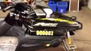 8. 2004 Yamaha RX1 Warrior