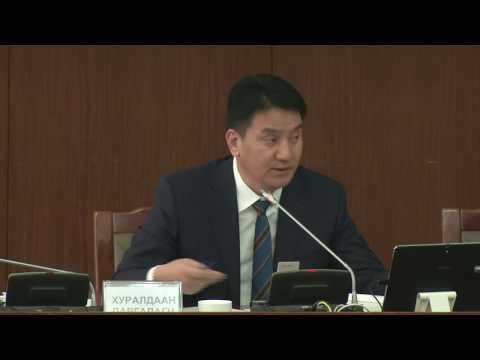 Ж.Ганбаатар: Улс төржилтийн уршгаар валютын ханшид хиймэл өсөлт бий болсон