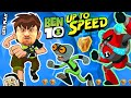 ALIENS INVADE FGTEEV!!  BEN 10: UP TO SPEED Cartoon Network Game w/ Duddy n Omnitrix (Ben 10 Reboot)