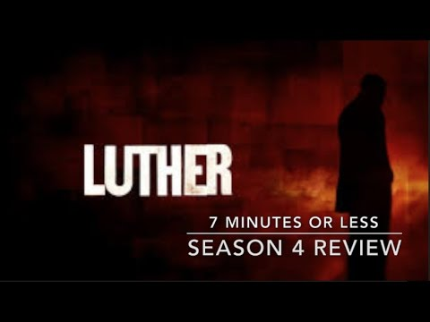 Luther Season 4 - review