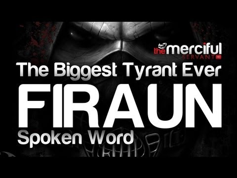 firon - The story of when Firaun asked his family hairdresser,
