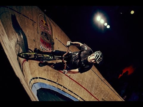 RED - Check out more extreme biking: http://win.gs/1lxRNQQ More than 400 spectators gathered at the Red Bull Mini Drome Competition in Denmark to get a taste of th...