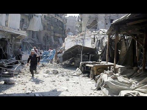 Συρία: Σημαντικά κέρδη για τις δυνάμεις Άσαντ στο ανατολικό Χαλέπι
