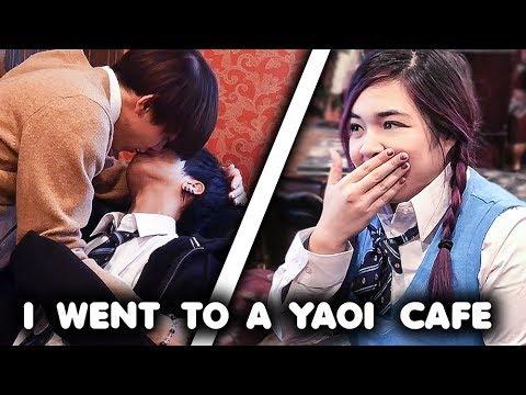 I Went to a Yaoi Cafe (видео)
